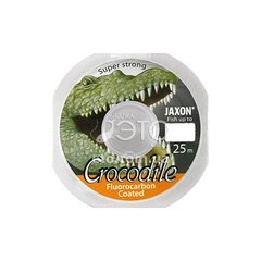 Флюорокарбон Jaxon Crocodile FluoroCarbon 0,10 mm 25 m