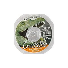 Флюорокарбон Jaxon Crocodile FluoroCarbon 0,20 mm 25 m